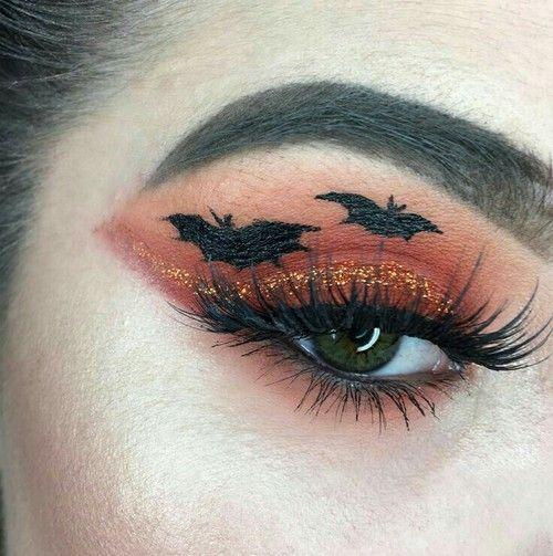 Best 25+ Halloween eyeshadow ideas on Pinterest | Halloween eye ...