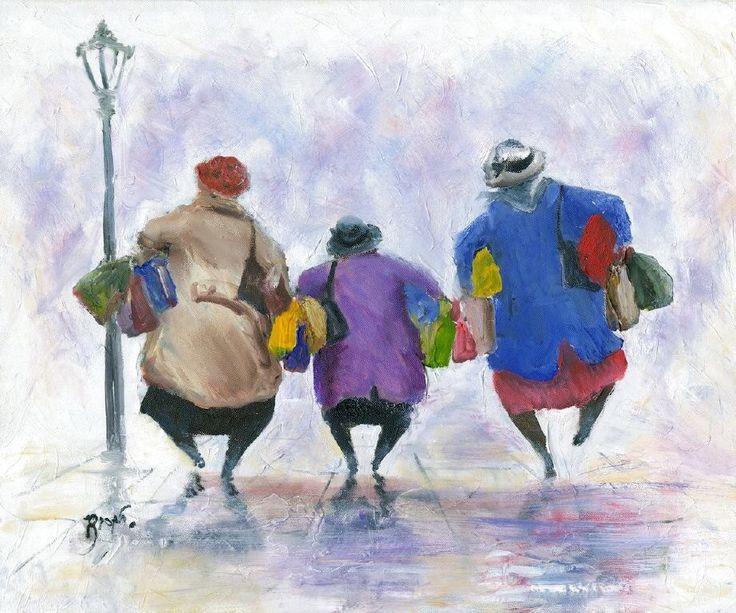 Image of 'Under Siege' Giclee Canvas