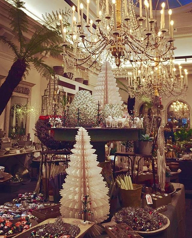 Petersham Nurseries On Instagram Our Collections Of Christmas Decorations And Baubles Are Magical Unexpec In 2020 Holiday Decor Christmas Decorations Holiday Crafts