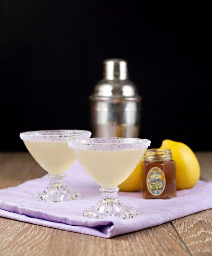 Lavender Rim Sugar - Lavender Flavored Sugar for Craft Cocktails