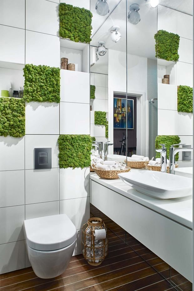 Mech W łazience Bathroom In 2019 Bathroom Scandinavian