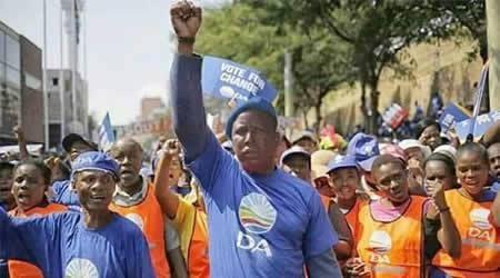 Julius Malema Joins DA
