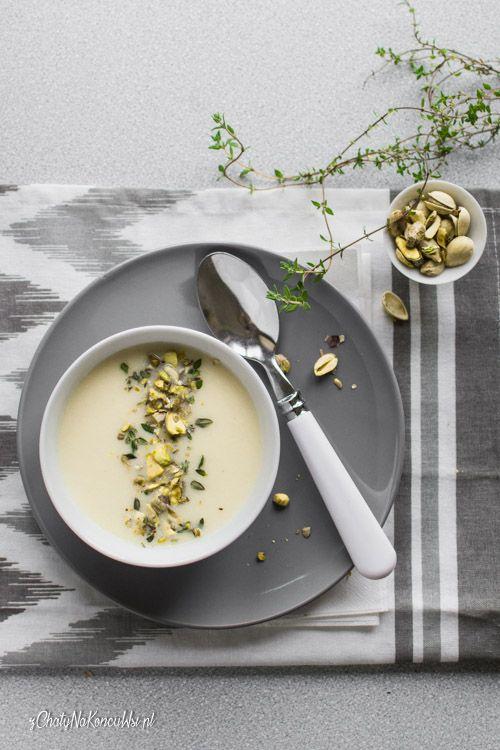 z Chaty Na Końcu Wsi - blog kulinarny. Recipe foodphotography.: ZUPA Z BIAŁYCH SZPARAGÓW / SOUP white asparagus