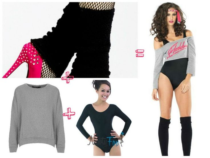 80er-Mottoparty-Outfit-Flashdance-Outfit-Ideen