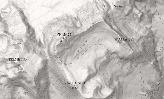 La nuova mappa delle Dolomiti è online