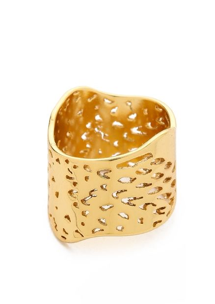 Under $100: Gorjana Gold Python Ring
