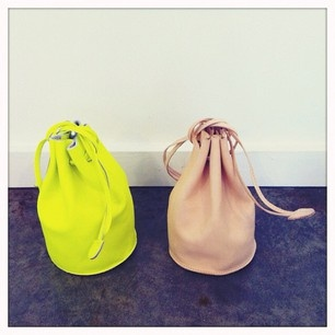 BagguBuckets Bags, Fashion, Style, Drawstring Pouch, Neon, Cute Couples, Duffle Bags, Leather Bags, Stay Gold