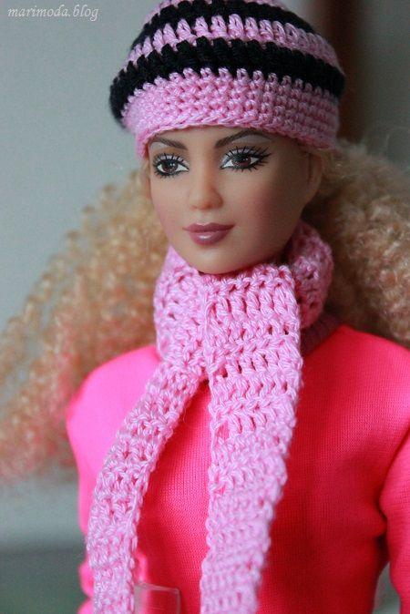 Zimné oblečenie | blog o šití pre barbie