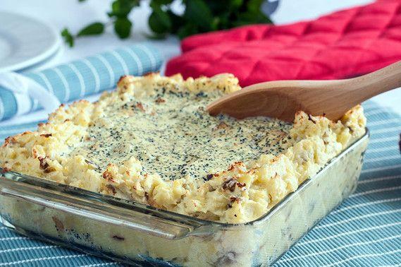 Havsgratäng med marinerad tofu och andra klimatsmarta recept (WWF)