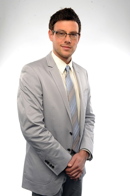 Current #1 Tv Boyfriend. Cory Montieth. Loving the glasses.