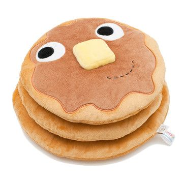 YUMMY BREAKFAST PANCAKE PLUSH.