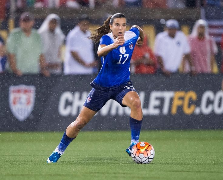 Tobin Heath. (U.S. Soccer)