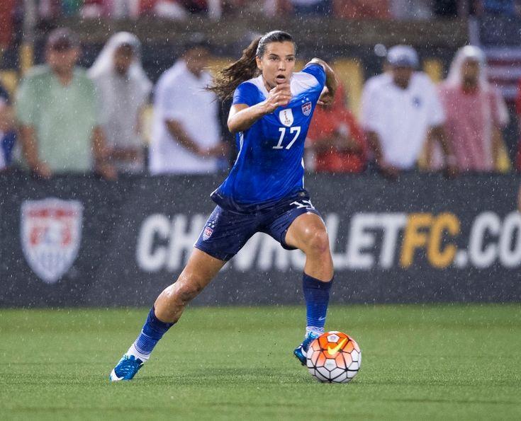 Tobin Heath. (U.S. Soccer)