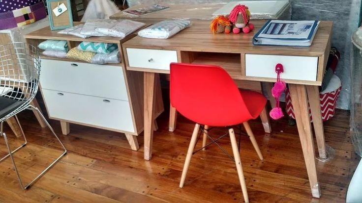 escritorio escandinavo retro nórdico paraíso miagala