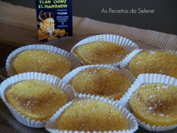 Queijadas de mandarin, Receita de Selene Receitas - Petitchef
