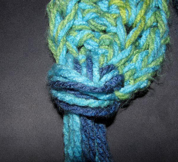 size Q hook scarf Crochet - cowls, scarves Pinterest