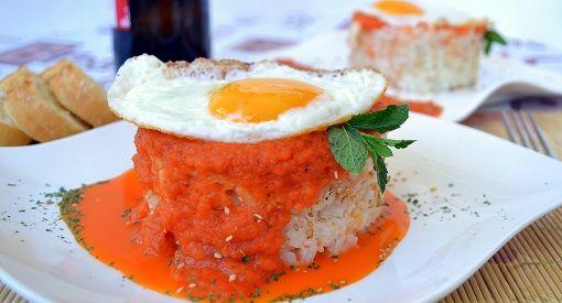 Spanish rice recipe - Cuban rice