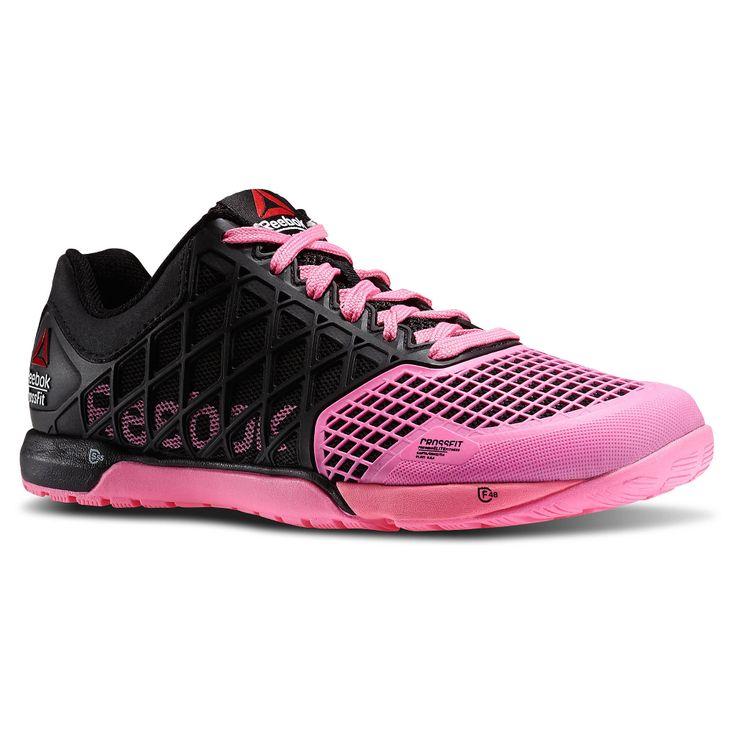 Reebok CrossFit Nano 4.0 Reebok | Reebok France- I want these, I have the purple but I want pink too!