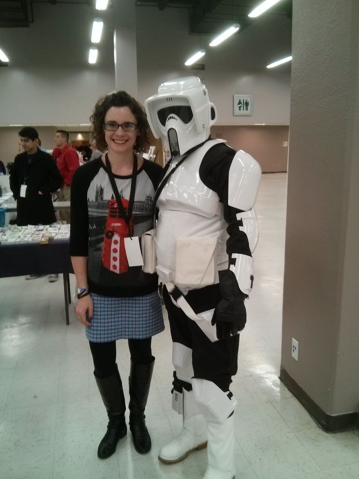 Things you learn at Comic Con