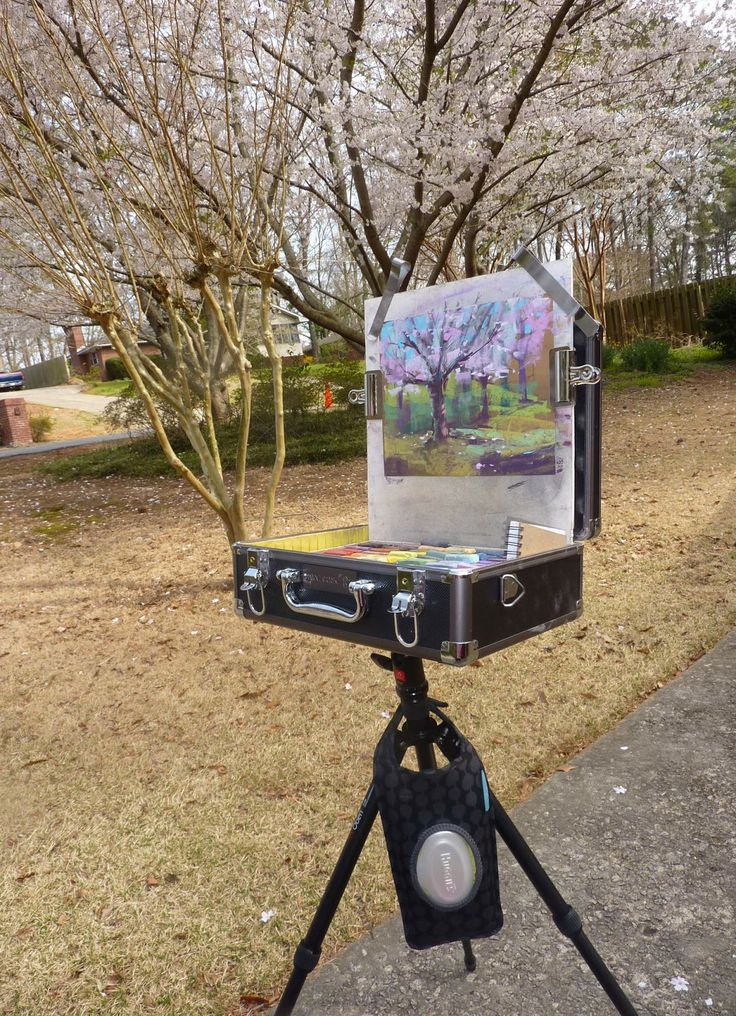 Painting my World: What I Love About Plein Air