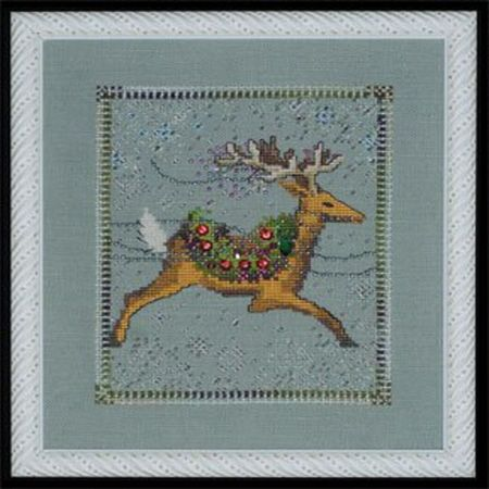 Dasher - Christmas Eve Couriers MIRIBILIA