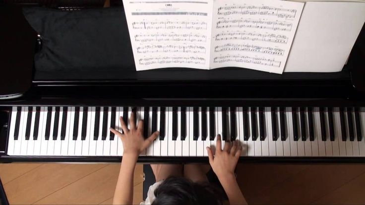 I Will / The Beatles (piano solo)