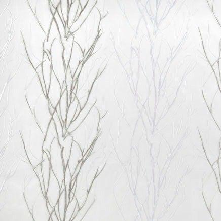 Ariana White Fabric