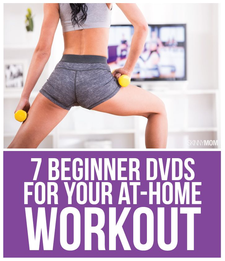 Pump up your at-home workout with these workout DVDs!
