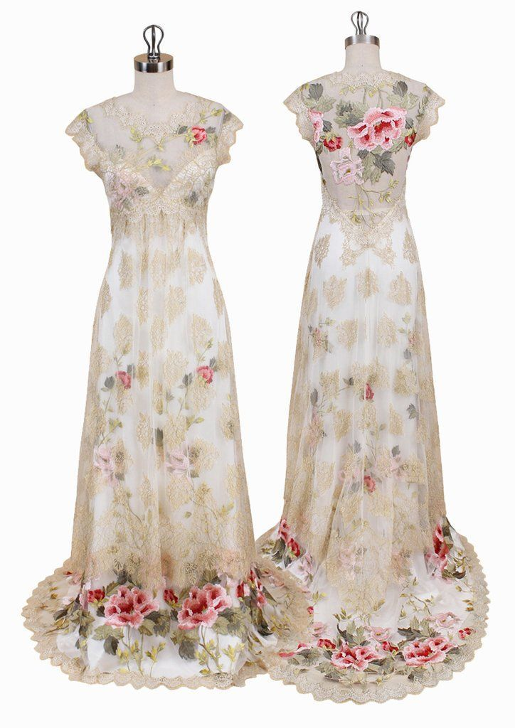 hearts desire couture wedding dress by claire pettibone sample sale available for purchase online direct from
