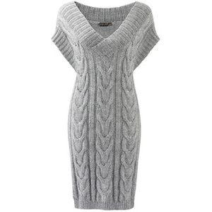 Belledonne Knit Dress, DRESSES AND TUNICS, BELK_Grey Fever Designs London
