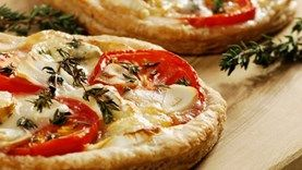Tomato Tart Recipe | New World Supermarket
