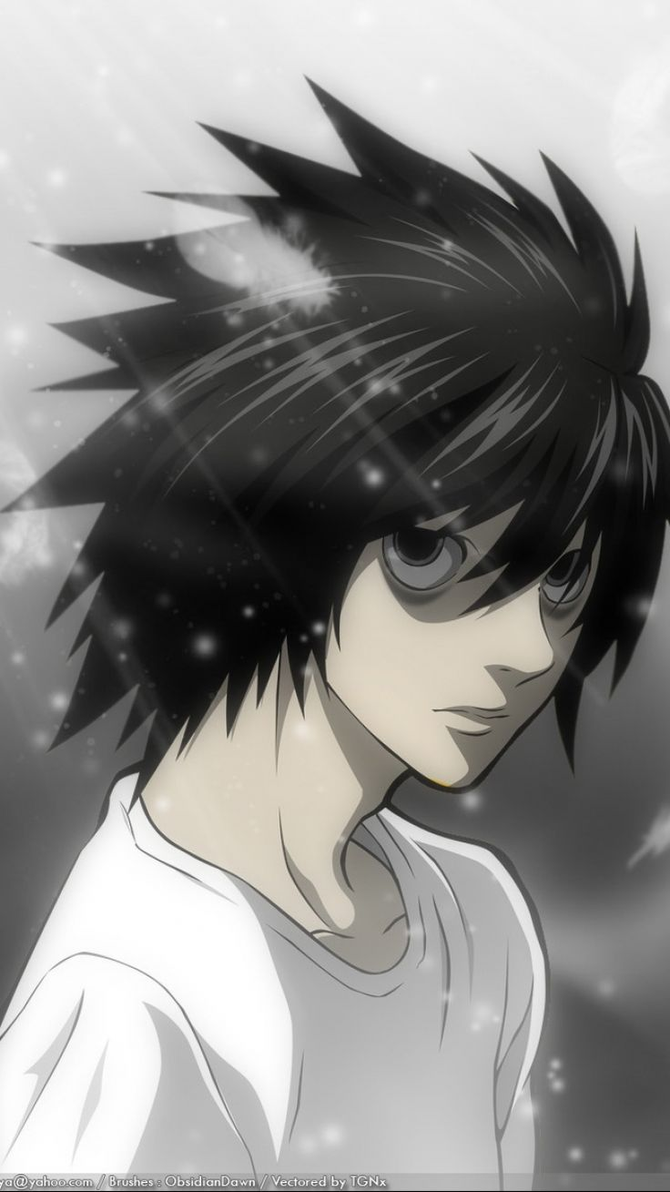 Best 25+ Death note wallpaper iphone ideas on Pinterest | Death note, Shinigami and Death note ...