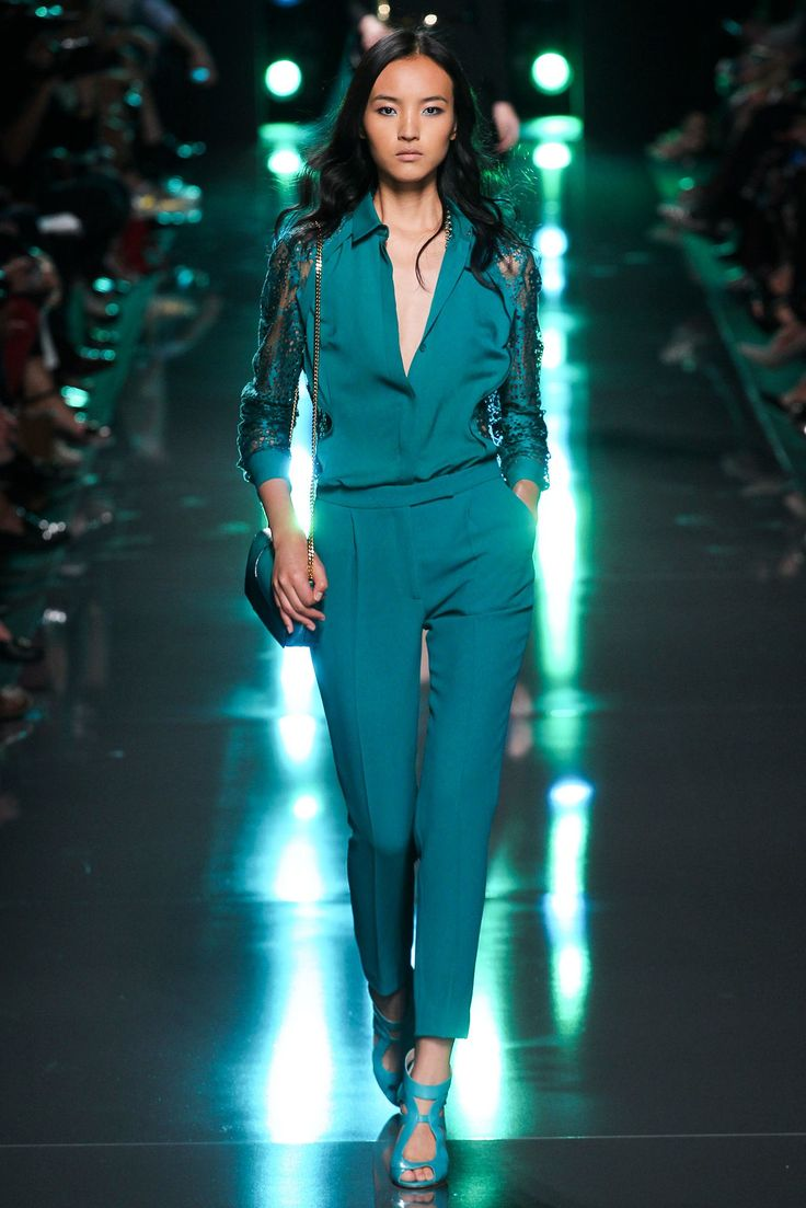 Elie Saab Spring 2015 Ready-to-Wear Fashion Show