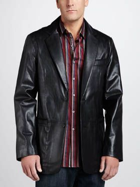 father's day special leather jacket for men