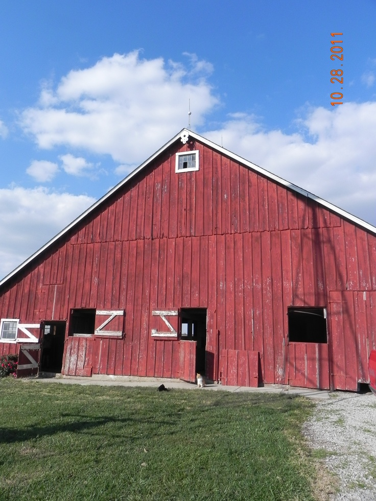 Big Red Barn | Barndominium, Barndominium plans Huge Barndominium