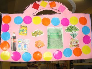 http://www.pinterest.com/jufjeanja/super-markt-winkel/  OOK VEEL KOEKELOERE