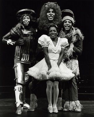 The Wiz - the Broadway stage musical starring a young Stephanie Mills.