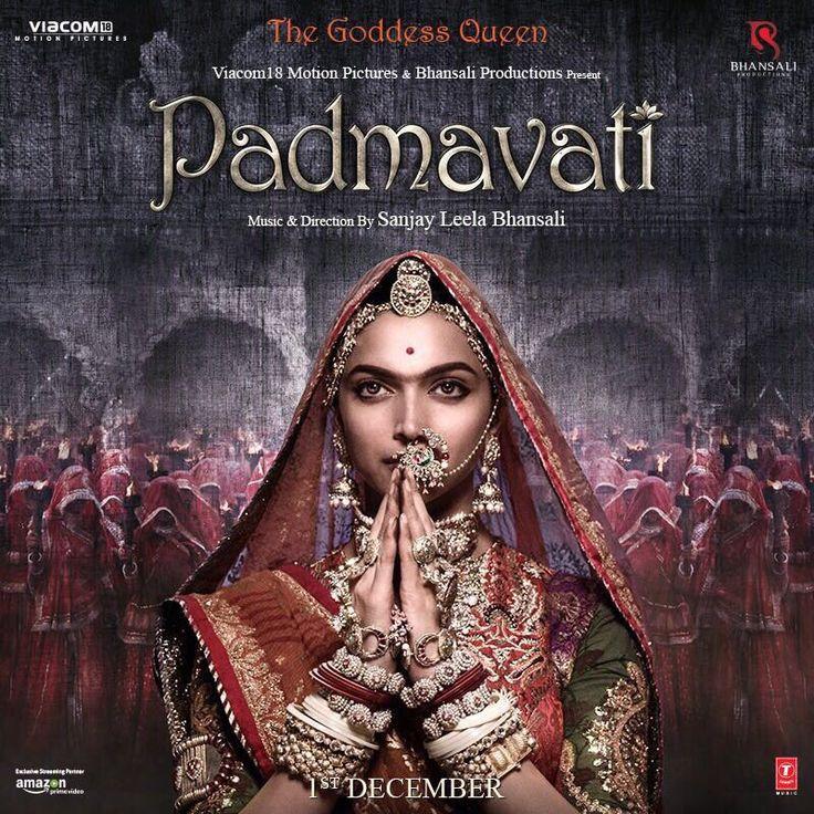 Awesome Padmavati first look Deepika Padukone