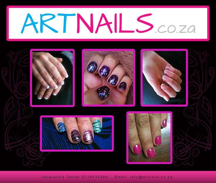 overlay nail art onto natural nails