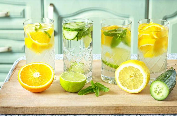 5 detox drinks that you can easily make at home