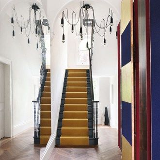 Give the illusion of space, reflect light & add glamour with mirrors