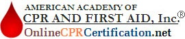American Academy of CPR and First Aid, Inc. Certifications!