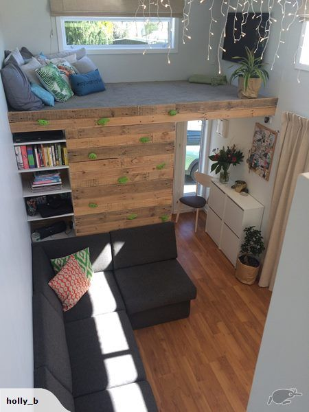 A Taupo couple are considering building and selling tiny houses for a living after their own tiny house gained attention when it went up for sale. - New Zealand Herald
