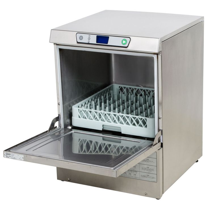 Hobart Dishwasher | LXeH-2 Undercounter Dishwasher | Hot Water Sanitizing 120/208-240V