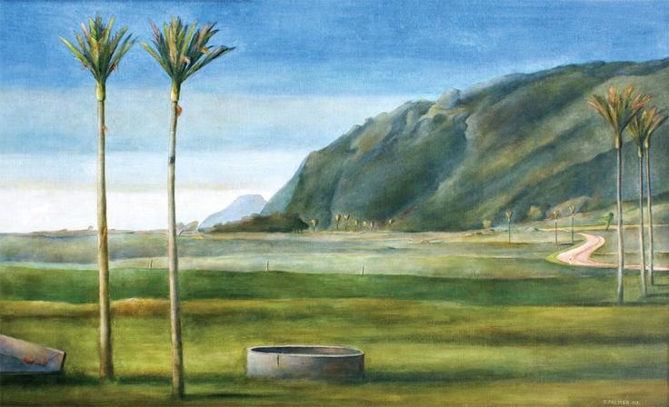 Stanley Palmer - I love his work