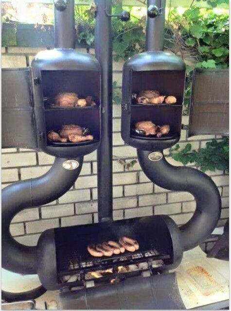 Awesome grill and smoker