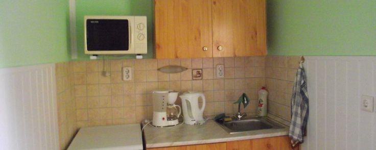 Kaszás Apartman Mosonmagyarovar - Küche/kitchen