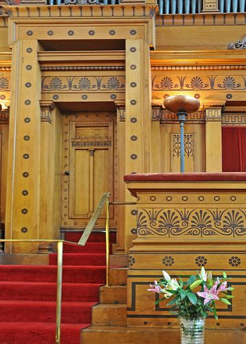 Free Church , St. Vincent St. Glasgow, Scotland ..... by g crawford