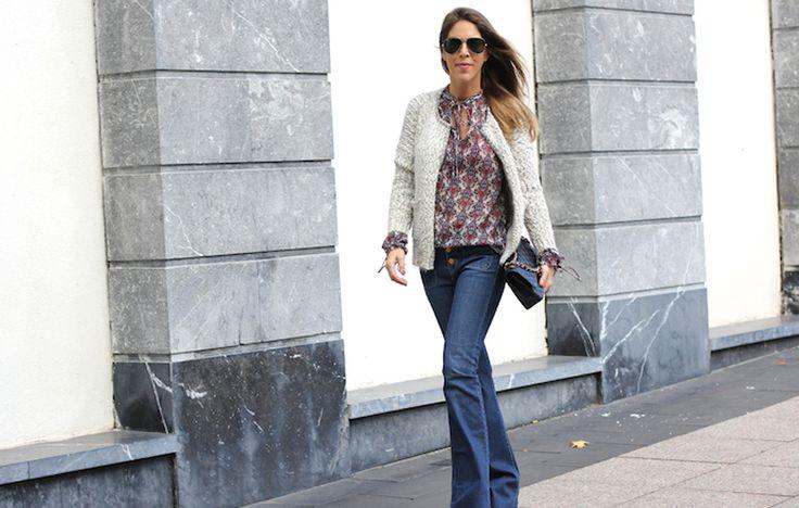 Laetitia´s Comptoir- pantalones: Fórmula Joven y camisa de Tintoretto