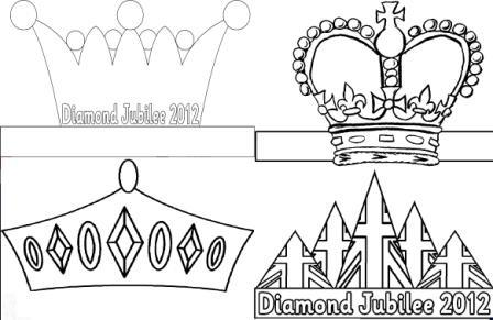 Free Diamond Jubilee Teaching Resources, Posters